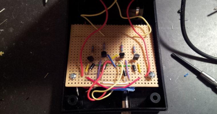 Meade 1209 Focuser Controller