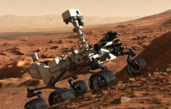 Mars 2020 Landing Sites Lesson