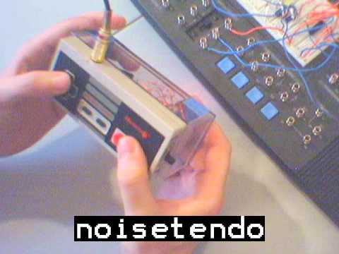 Noisetendo 555 Synth