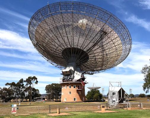 Parkes Radio Observatory, Australia