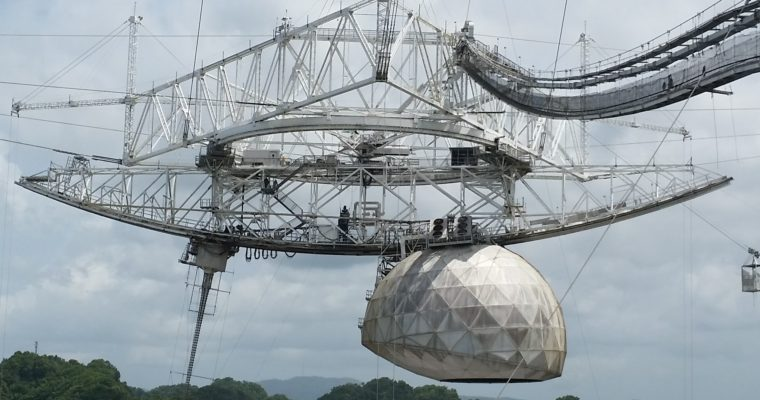 Arecibo Radio Observatory