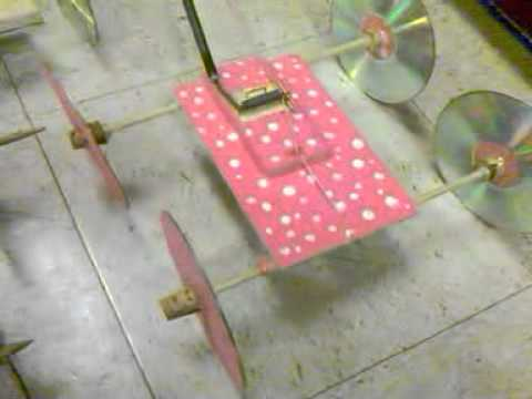 Mouse Trap Cars